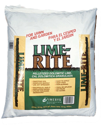 40LB Dolomitic Lime - Woods Hardware
