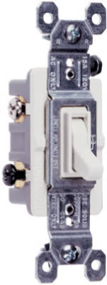15A 120V WHT 3WY Switch