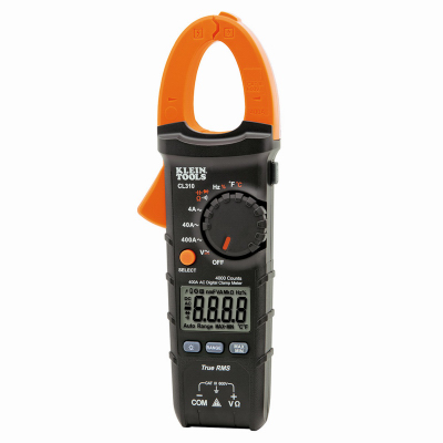400A DGTL Clamp Meter - Woods Hardware