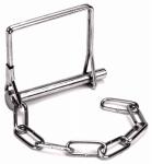 ZN Pin Clasp/Chain