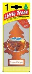 CAR FRESHNER CORP U1P-17169 Copper Canyon Air Freshener, Copper Orange Pine Tree Shape, Carded.<br>Made