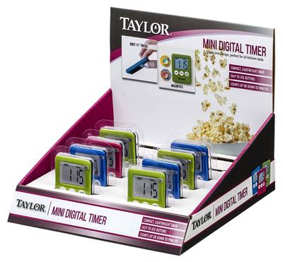 Mini DGTL Timer ASSTD - Woods Hardware