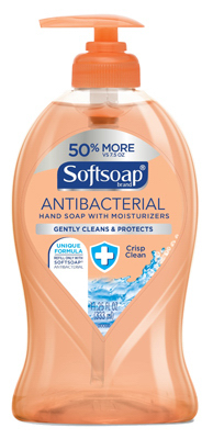 11.25OZ Anitb Softsoap - Woods Hardware