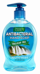 DELTA BRANDS & PRODUCTS LLC 93005-6 Personal Care, 7.5 OZ, Antibacterial Hand Soap, Refreshing Waterfall, Triclosan