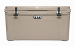 Yeti Tundra 75 Cooler, 50-Can Capacity, Tan