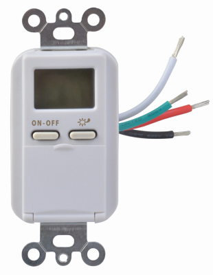 Ind Wall7Day Astr Timer - Woods Hardware