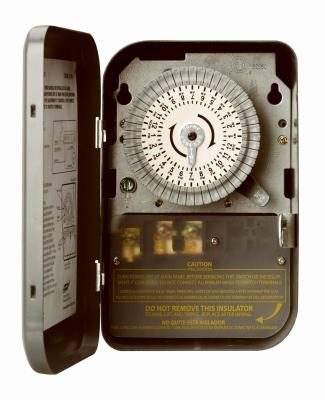 Ind HD Mechanical Timer - Woods Hardware
