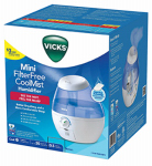 1/2GAL Vicks Humidifier