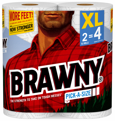 Brawny 2XL Paper Towel - Woods Hardware