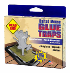 AP & G CO INC 1102 Dead End, 2 Pack, Mouse Size, Bated Glue Trap, Super
