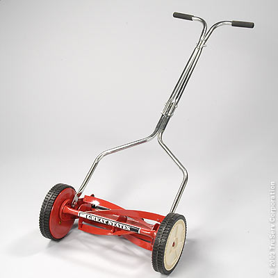 "14"" Econ LT Reel Mower"