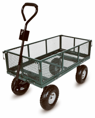 GT 4WHL GDN Cart - Woods Hardware