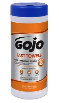 25CT Hand Clean Towel