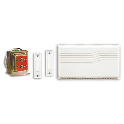WHT Wired Doorbell Kit - Woods Hardware