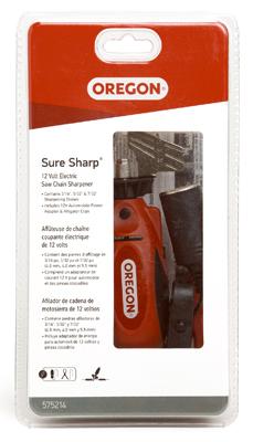 12V Elec Sure Sharp - Woods Hardware