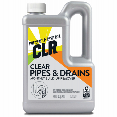 CLR 42OZ Build Remover - Woods Hardware
