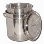 102QT SS Pot/Basket