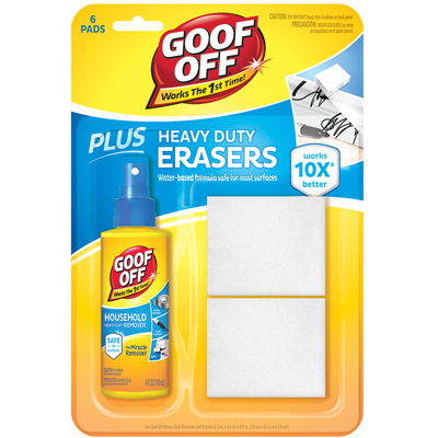 4OZ HD Goof Off Remover - Woods Hardware