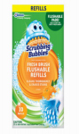 10CT Citrus Flush Pads