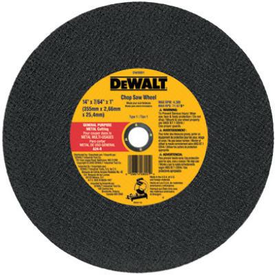 14x7/64 Chop Saw Wheel