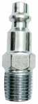 "FRITA INC 1204S260 Master Mechanic, 1/4"" I/M x 1/4"" NPT Male, Industrial Plug"