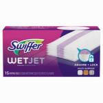 15CT WetJet Refill Pads