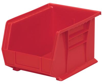 """10x8x7"""" RED Akro Bin"""