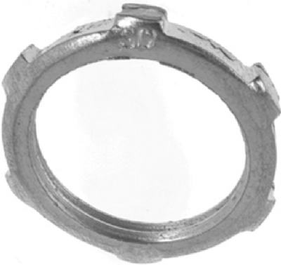 "1"" Conduit STL Locknut"