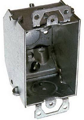 3x2-1/4D Bev Switch Box