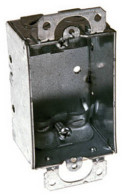 3x1-1/2D Switch Box