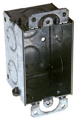 3x2D STL Switch Box
