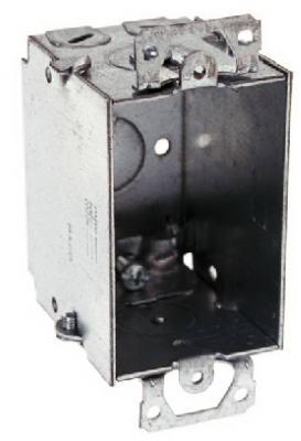 3x2-1/2D STL Switch Box