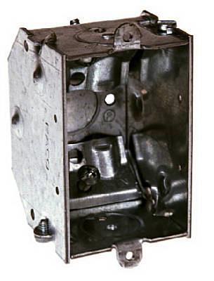 3x2-1/4D Lev Switch Box