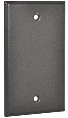 BRZ WP 1G BLNK Cover