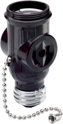 BRN Pull Lamp Adapter - Woods Hardware