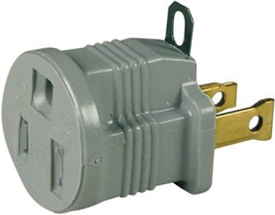 1875W GRY GRND Adapter