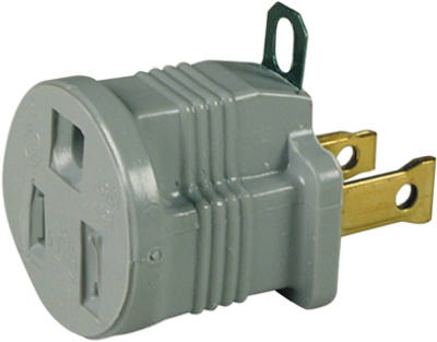 1875W GRY GRND Adapter - Woods Hardware