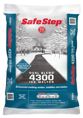 Safe 50LB Dual Ice Melt - Woods Hardware