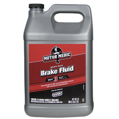 GAL HD Brake Fluid