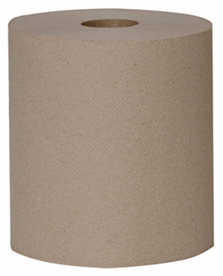 12PK NAT Tad Roll Towel - Woods Hardware