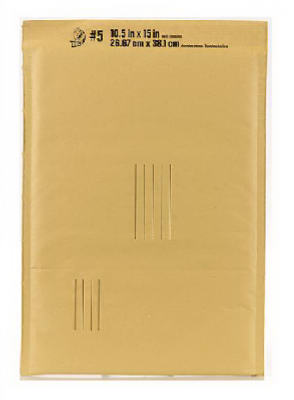 10-1/2x15 Pad Envelope