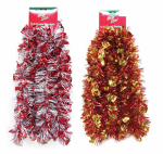 10' DBL Ribbon Garland