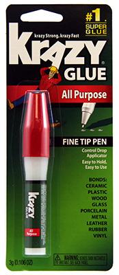 2G Krazy Glue Pen