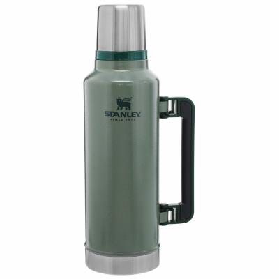 2QT GRN SS Vac Bottle