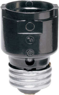 15A BLK Sock Extension - Woods Hardware