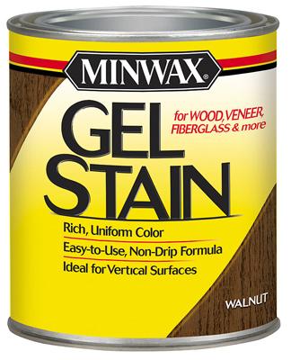 1/2 PT Wal Gel Stain