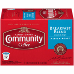 12PK Breakfast SGL Cups