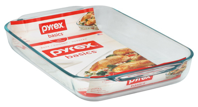 4QT Pyrex Oblong Dish