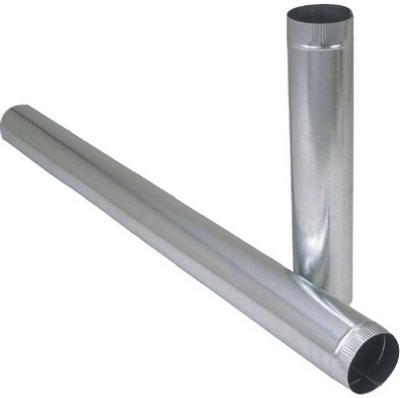 3x24 28GA Furnace Pipe