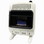 10K BTU DF BLU Heater
